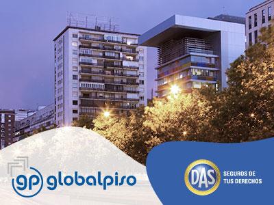 Acuerdo Globalpiso y DAS (Seguros de tus derechos)
