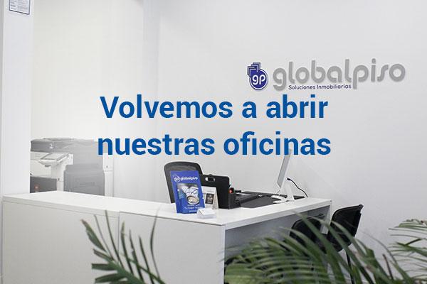 Covid-19 desescalada Globalpiso
